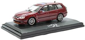 Obrázek produktu: Saab 9-3 Sport Combi 2005 vínový 1:43