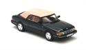 Obrázek produktu: SAAB 900 Cabrio Closed Metallic Green 1987 1:43
