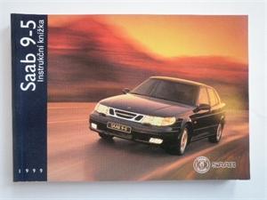 Obrázek produktu: Instrukční knížka SAAB 9-5 1999