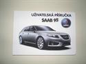 Obrázek produktu: Návod k obsluze Saab 9-5 NEW