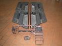 Obrázek produktu: Čalounění sada + palubní deska Saab 9000